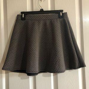 Joe B Skater Skirt gray medium